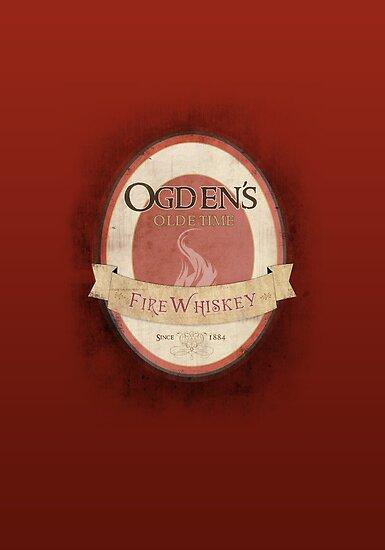 Ogden's Olde Time Firewhiskey by thehookshot
