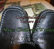 Challenge Winner - Shoes challenge by quiltmaker