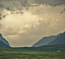 Scotland - Glencoe Before the Storm by Kaitlin Kelly