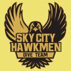 Hawkmen Dive Team by AngryMongo