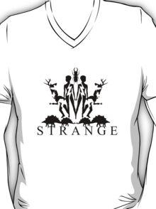 Strange (Black) T-Shirt
