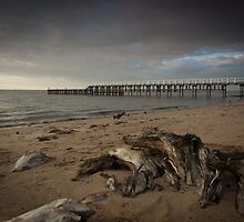 Grantville Jetty  by James Millward