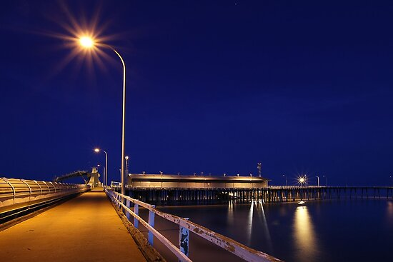 Derby Jetty by Mark Ingram