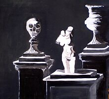 The DARK Side of plinths   by mselmes