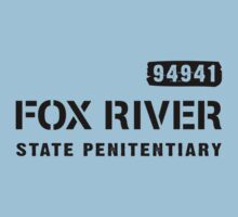 Fox River State Penitentiary by Faniseto