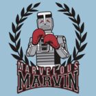 Marvelous Marvin by anfa