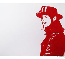 Jack White/The White Stripes by House Of Wonderland