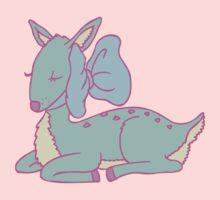 Cute Deer Kids Clothes