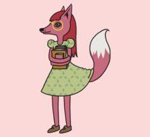 Bookworm Fox Kids Clothes