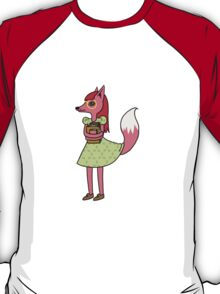 Bookworm Fox T-Shirt