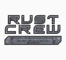 Rust Crew - Diamond by Adam Angold