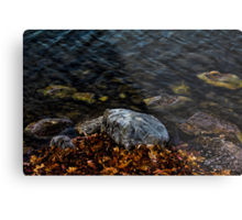 Under These Rocks and Stones Metal Print