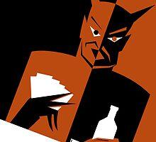 The Devil Folds by Spencer Tymchak