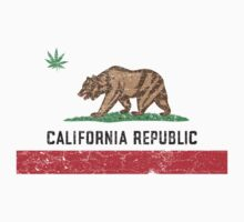 Vintage California Cannabis by colorhouse