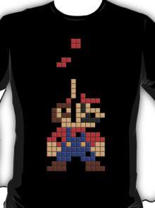 Super Mario Pixel T-Shirt