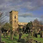 St Cuthberts Church Billingham by Denise Wainwright