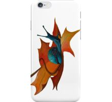 NATURE'S COME-BACK original surreal painting print iPhone Case/Skin