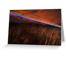 Global Rainbow 2012. Greeting Card