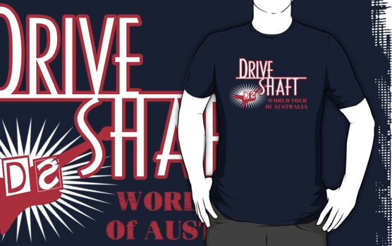 Drive Shaft - LOST by Groatsworth