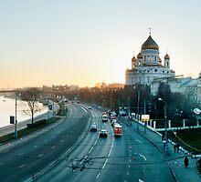 Mockba Panoramic by UniSoul