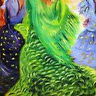Flamenco dresses by Gerard Mignot
