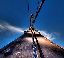 Pulling Sky by Bob Larson