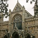 St Albans Cathedral 195709060009 by Fred Mitchell
