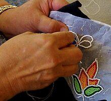 Ojibwe Heritage - Beading by AuntieJ