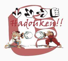 Hadouken by lightenes
