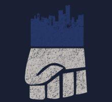 CityFist by Adam Roper