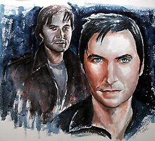 Richard Armitage, featured in Art Universe by FDugourdCaput