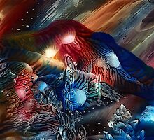 ~Soul Sisters and the Crystal Ball~ by Mystic Raven 9
