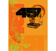 farenheit 451 Photographic Print