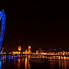 London Eye by César Torres