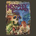The Secret of Monkey Island by Blank-Infinity