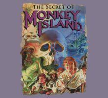 The Secret of Monkey Island Kids Clothes