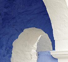 Portmeirion Casino Arches by Simon Hickie