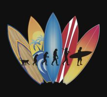 Surfer Evolution by Packrat