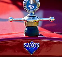 1915 Saxon Roadster Hood Ornament by Jill Reger