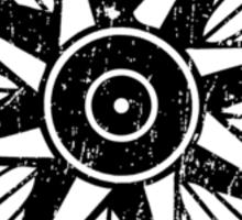Ringworld Compass Rose Sticker