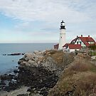 Portland Head Light by Danielle Davenport
