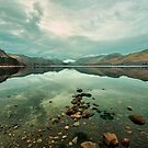 Reflections on Derwentwater by John Hare