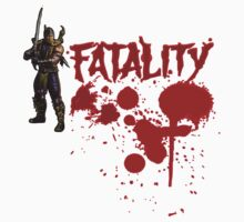 Mortal Kombat - Skorpion - Fatality by Chewitz