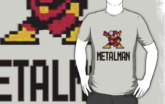 METALMAN by Rainbowdropz