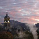 A Hogwarts Morning by David Lamb
