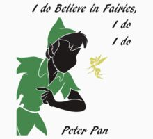 Peter Pan ,i do believe by jem16