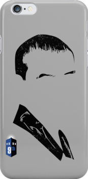 Ninth Doc iPhone Case by zerobriant