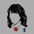 Sarah Jane  iPhone Case by zerobriant