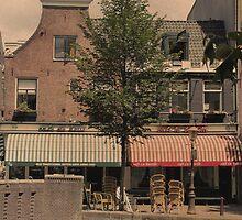 Cafe de Krul & Cafe La Bastille by kbrimson