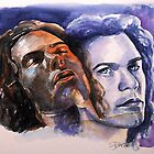 Kyle Schmid, featured in Art Universe, The Best Of Redbubble, Virtual Museum by FDugourdCaput